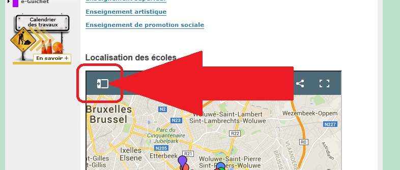 Comment utiliser Google Map ? 01