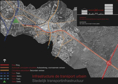 Infrastructure de transport urbain